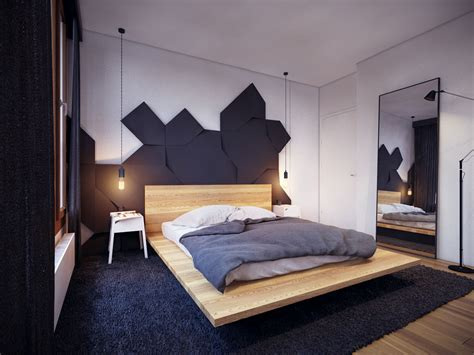 deco chambre moderne design appartement moderne au design minimaliste et chaleureux à