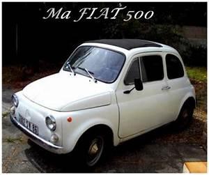 Pieces Fiat 500 Ancienne : l 39 ancienne des fiat 500 francoutennistyle ~ Gottalentnigeria.com Avis de Voitures