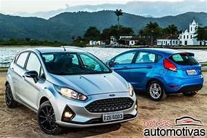 New Fiesta 2019  Pre U00e7os  Motor  Consumo  Vers U00f5es  E Detalhes