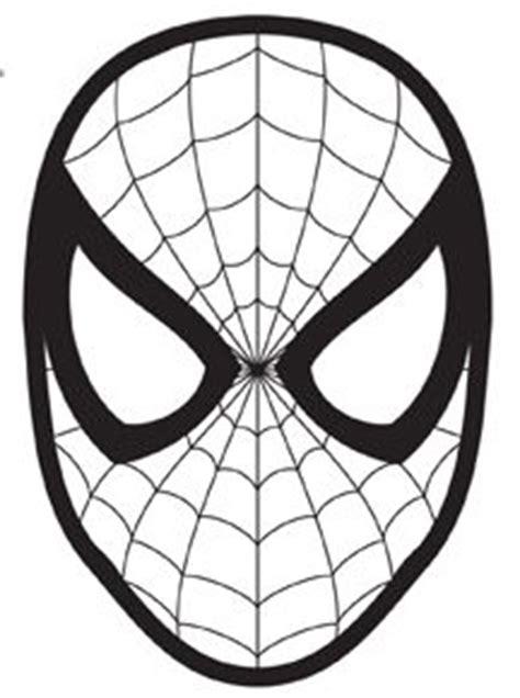 elf   shelf spider man mask  printable mask
