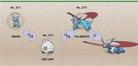 Bagon Evolve