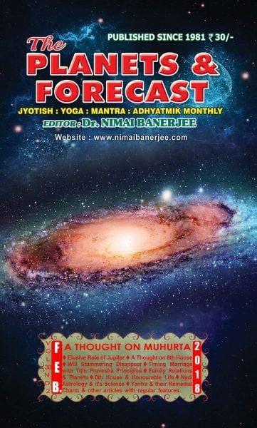 planets forecast january