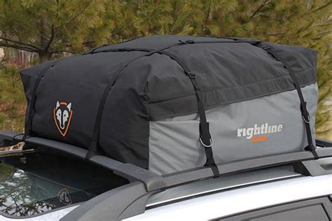 Buy Car Top Carrier by Rightline Gear Sport 1 Car Top Carrier Reviews Read