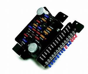 Painless Wiring 30003 18 Circuit Fuse Block