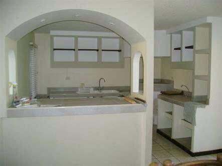 cocina de concreto  cocina de concreto barras de