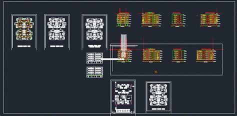 Appartamento Dwg by Apartamento En Autocad Descargar Cad Gratis 1 54 Mb