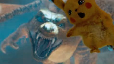 'detective Pikachu' Trailer Is A Live-action Pokemon Fever