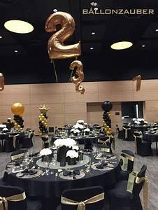 Silberhochzeit Feiern Mal Anders : tischnummern mal ganz anders in form von goldenen ballons schwebend ber jedem tisch ~ A.2002-acura-tl-radio.info Haus und Dekorationen
