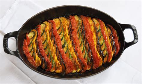 recette de cuisine de saison tian de légumes d été stéphane décotterd