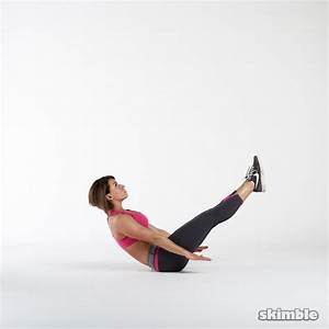 V-sit Holds - Exercise How-to