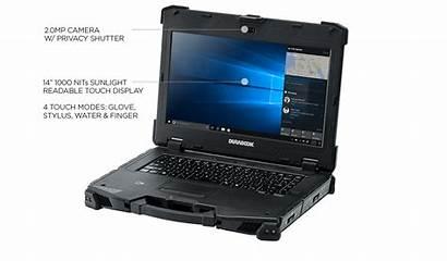 Durabook Anatomy Laptop Ssd 256gb 8gb Fully