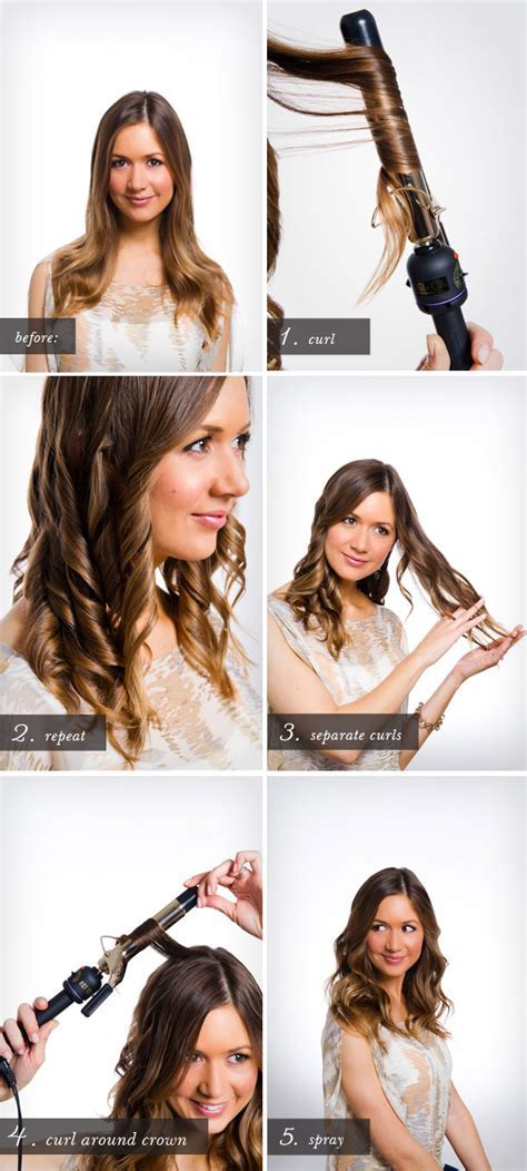 Pretty Simple :: Beachy Waves   Camille Styles