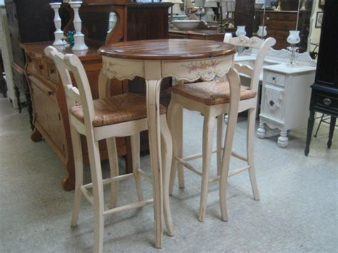 french country pub table   avenue consignment