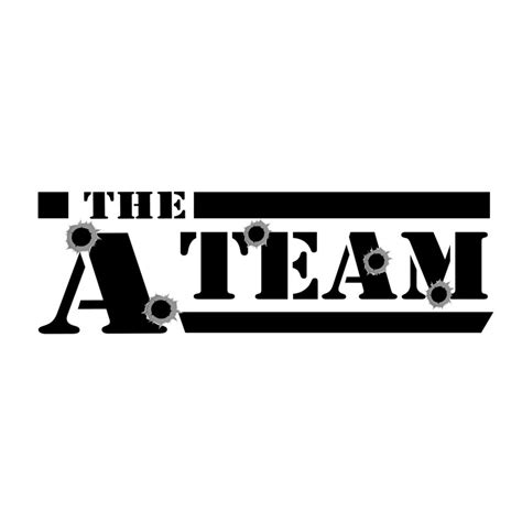 The A Team Personalised Mug Own Text Logo Photo