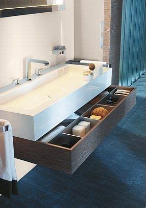drawer  floating trough sink wink chic  love