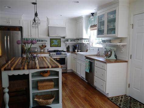 cottage kitchen island cynthia cranes and gardening goodness part 3 ranch