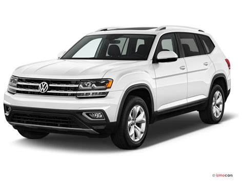 2019 Volkswagen Atlas Prices, Reviews, And Pictures