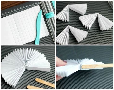 how to make a chinese fan we asked our crafty friend brandy to share a fun simple