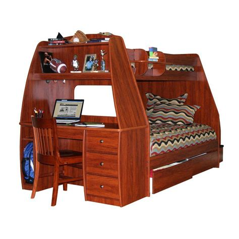 wood bunk bed with desk wooden bunk bed with desk underneath decor references