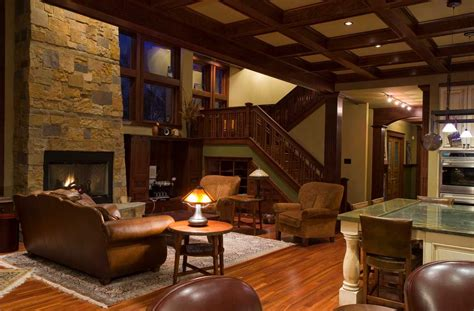 style homes interior craftsman style homes interior with brown sofa and with