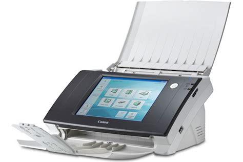 scanner canon scanfront 300p scanners de bureau