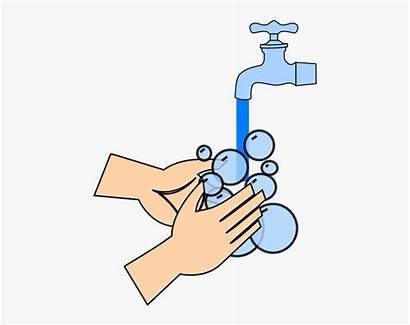 Washing Hands Clip Cartoon Transparent Clker Pngitem