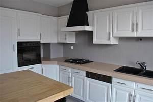 renovation cuisine hirsingue relooking cuisine ferrette With meuble de cuisine rustique 2 cuisine en bois bois clair meuble de cuisine en bois