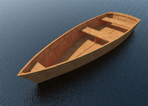 Wooden Boat Project by Build Your Own 11 X 3 Wooden Row Boat Diy Plans To