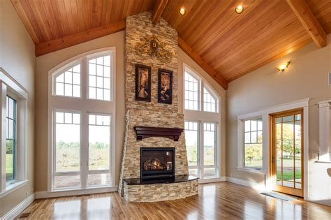 House Plans With Vaulted Ceilings by House Plans With Vaulted Great Rooms