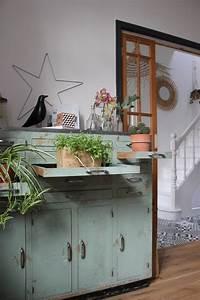 Atelier Rue Verte : interview de val rie du c l bre blog d co atelier rue verte ~ Preciouscoupons.com Idées de Décoration