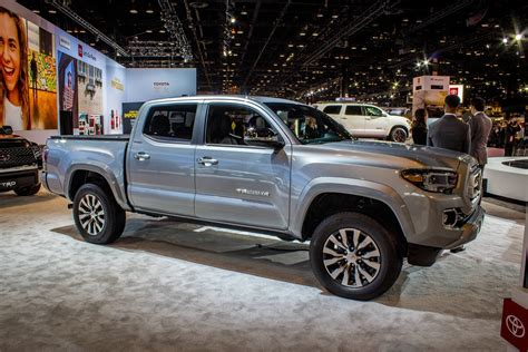 Toyota En 2020 by 2020 Toyota Tacoma Top Speed