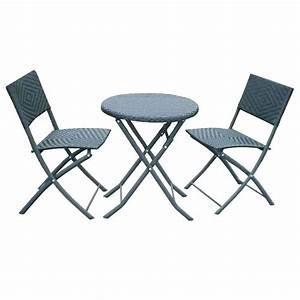 Chaise Salon Pas Cher : table chaise de jardin pas cher table chaise aluminium ~ Dailycaller-alerts.com Idées de Décoration