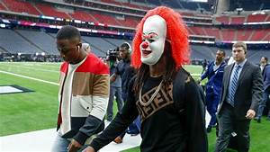 Nfl Depth Charts 2019 Indianapolis Colts Receiver T Y Hilton Says Clown Mask Is