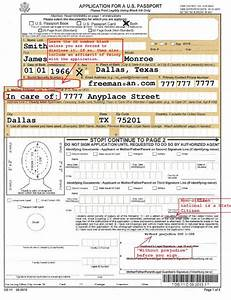 how to fill out form ds 11 asliaetherairco With passport documents ds 11