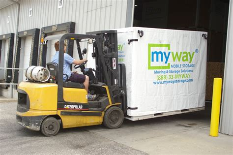 storage companies mobile container moving storage