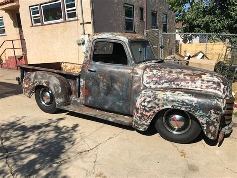 1950 chevy truck rod rat rod rod for sale chevrolet other 1950 for sale