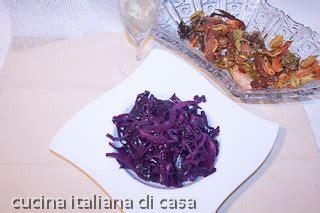Cucinare Verza Rossa by Come Preparare Ricette Fotografate Con Il Cavolo Verza