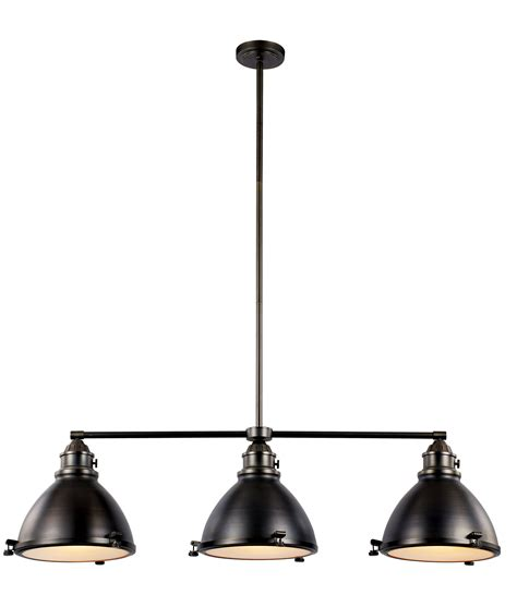 pendant lights for kitchen islands transglobe lighting vintage 3 light kitchen island pendant