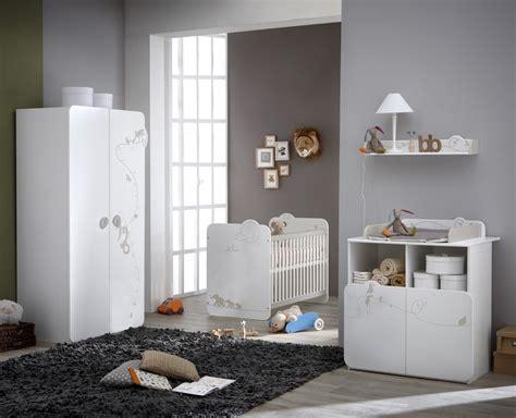 but chambre bébé chambre bébé complète contemporaine blanche woody