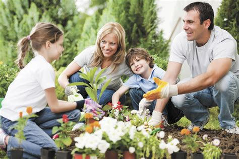 Garden Family by The Family Garden 7 Steps To Success Family Time Magazine