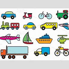 Le Transport  Different Modes Of Transport By Skirky  Teaching Resources