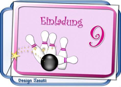 geburtstagseinladung bowling vorlagen geburtstag