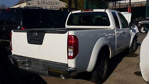 Nissan Frontier Engine  2012 Nissan Frontier 4x4 Pro4x