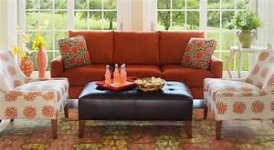 Circle Furniture Del Ray Ottoman
