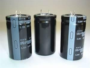 Capacitors Aluminum electrolytic capacitors