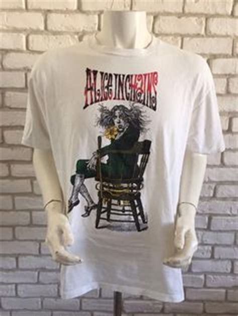 In Chains Angry Chair Shirt by Layne Staley And Mike Of In Chains Rip