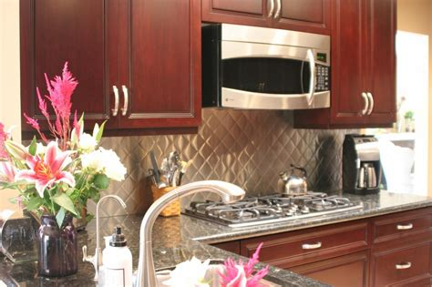 cost of kitchen backsplash low cost kitchen backsplash ideas decor trends best