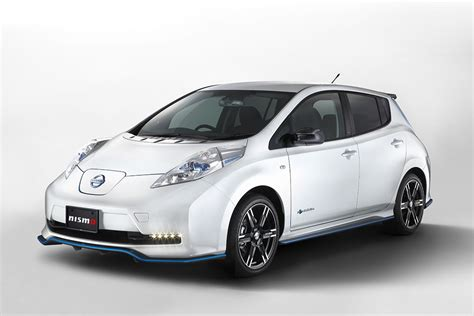 nismo offering japanese nissan leaf owners more range