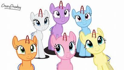 Mlp Base Ponies Bases Deviantart Crazy Suspicious