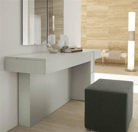 chaise de bureau en bois coiffeuse avec miroir 40 idées pour choisir la